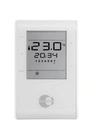 Cronotermostato - termostato programable