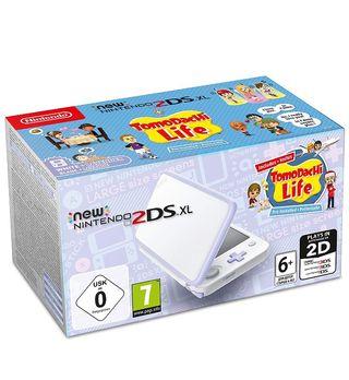 Nintendo 2ds XL tomodachi nueva