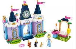 Lego Fiesta en el Castillo de Cenicienta