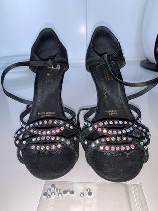 Zapatos de baile Reina T. 36