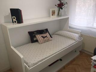 Cama escritorio abatible 41cm libres