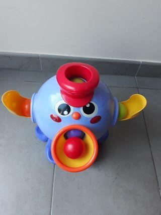 Juguete Pulpo loco