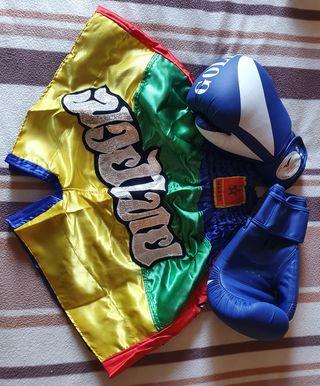 Conjunto kickboxing, mma, boxeo, muay thay