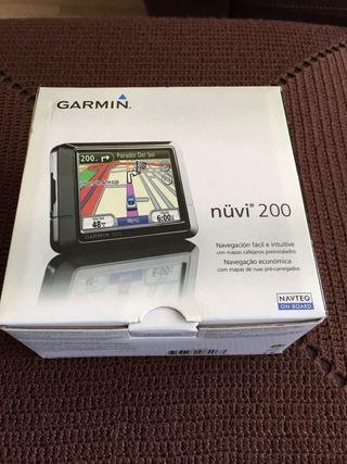Navegador Garmin GPS