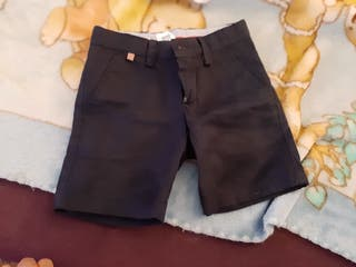 Pantalon Pinzas Corto Tizzas
