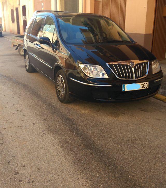 Lancia Phedra 2008 de segunda mano por 6.150 € en L'Alcora en WALLAPOP
