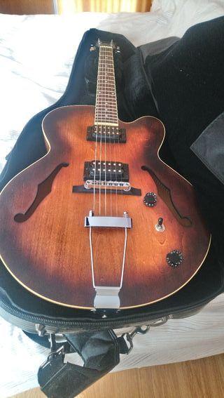 guitarra ibañez Af55