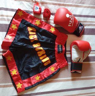 Conjunto KickBoxing, Mma, boxeo, muay thai...