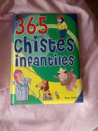 7 años. 365 chistes infantiles