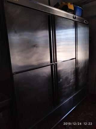 cámara armario frigorífica