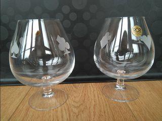 Copas brandy talladas poker
