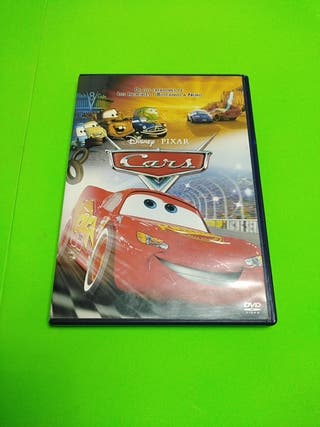 DVD Disney Pixar cars