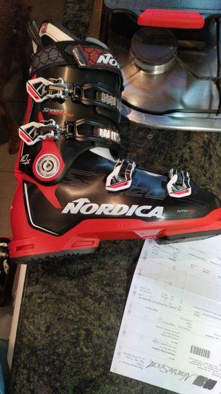 botas de esquí Nordica speedmachine 110