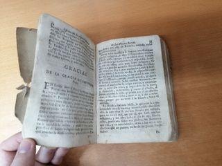 LIBRO RELIGIOSO SIGLO XVIII