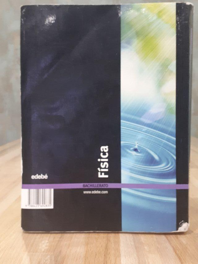 Libro Física 2º Bachillerato Edebé