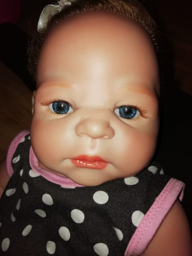 muñeca reborn