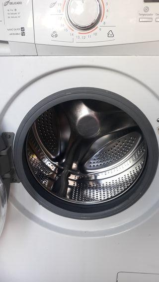 lavarropas automático para 6 kilos