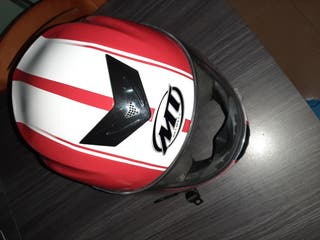 Casco de moto talla L