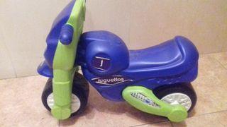 Moto correpasillos juguettos