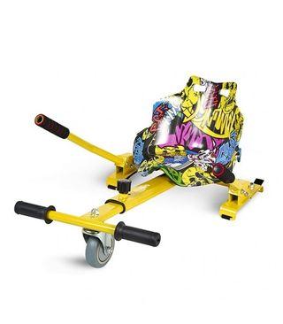 Asiento Kart - Hoverkart Para Hoverboard Con Diseñ