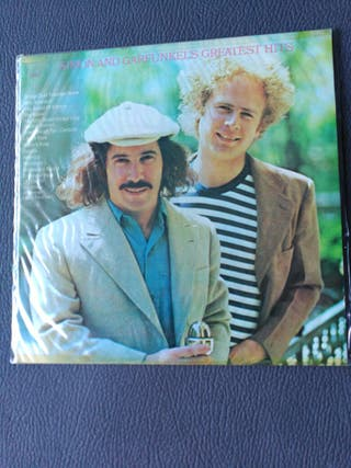 SIMON AND GARFUNKEL DISCO LP VINILO