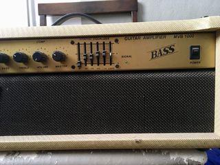 Amplificador 100w Bajo Teclado Guitarra