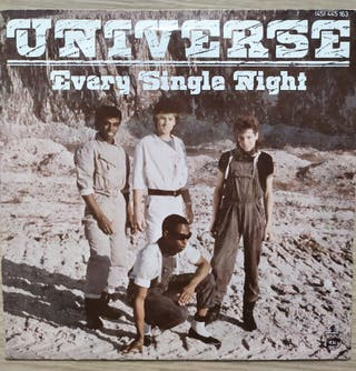 Disco de Vinilo Single PROMO Universe Every Single
