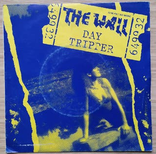 Disco de Vinilo Single PROMO The Wall Dry Tripper