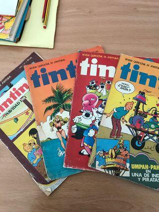 Comics tintin