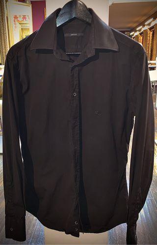 Camisa negra Gucci original