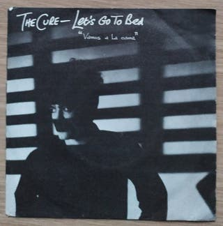 Disco de Vinilo Single The Cure Vamos a la Cama