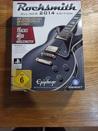 rocksmith 2014 para PS3