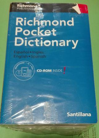 Diccionario Español - Ingles Richmond