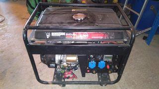 motosoldadura y generador