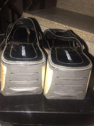Sandalias de plataforma n 39