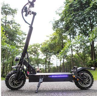 Patinete Electrico 80km/h 100km (60v 3200w)