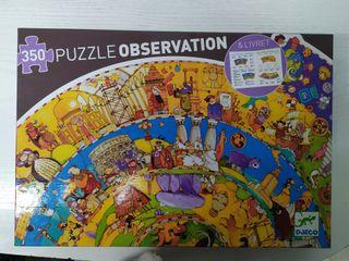 Puzzle Observation de 350 piezas nuevo