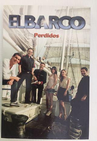 """Libro El Barco """"PERDIDOS"""""""