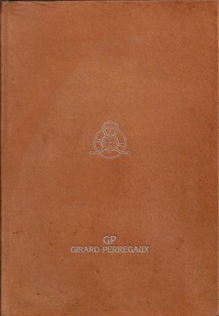 GP Girard Perregaux HISTORIA DE LA RELOJERIA
