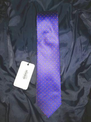 corbata seda a estrenar Easy Wear