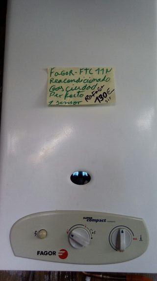 calentador fagor super compact chispamatic