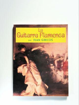La guitarra flamenca Juan Grecos método curso