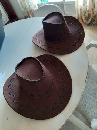 gorros de cowboy vaquero
