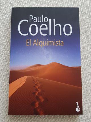 El Alquimista de Paulo Coelho. Nuevo sin usar.