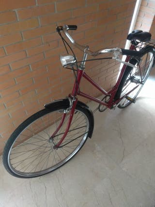 Bicicleta de 1970 de Amsterdam