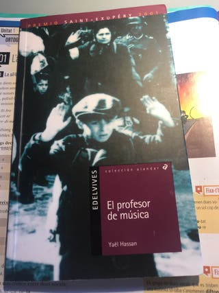 Libro del profesor de música