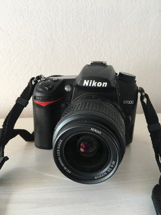 Camara reflex digital Nikon D7000