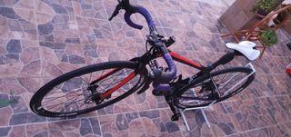 bici carretera liv carbono