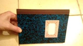 Cuaderno cuadricula