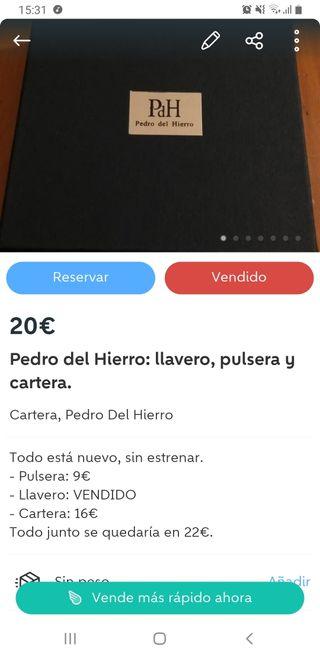Pedro Del Hierro.